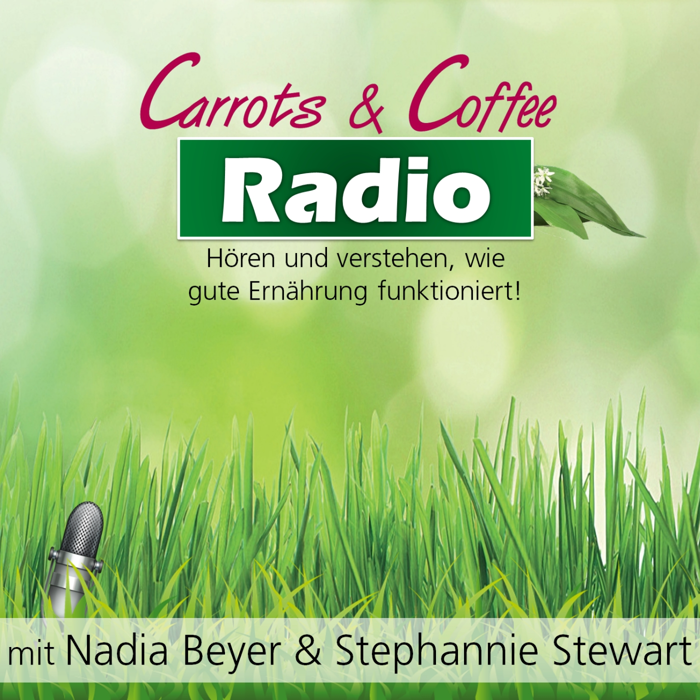 Carrots & Coffee Radio Podcast